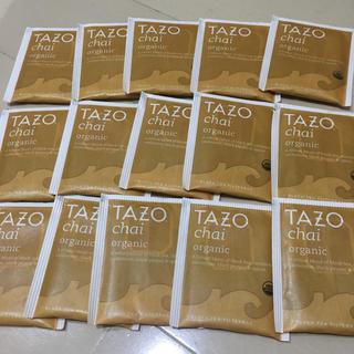 スターバックスコーヒー(Starbucks Coffee)のTAZO  chai チャイ 15個セット スタバ(茶)