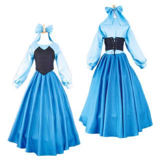 ディズニー(Disney)のキスザガール アリエル コスプレ(衣装一式)