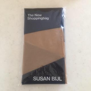 スーザンベル(SUSAN BIJL)の新品未使用 スーザンベル Lサイズ ネイビー/キャメル5 スコープ(トートバッグ)