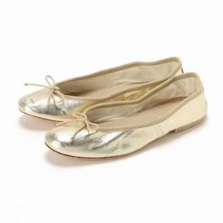 アパルトモンドゥーズィエムクラス(L'Appartement DEUXIEME CLASSE)の専用★新品未使用★ PORSELLI Ballet Shoes(バレエシューズ)