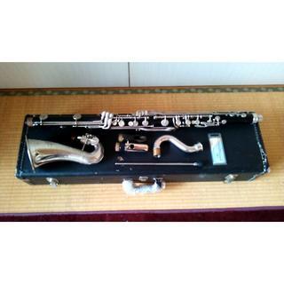 バンディセルマー b♭バスクラリネット プラ管 (型番:不明)(クラリネット)