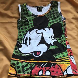 ディズニー(Disney)のミッキーレトロタンクトップ(タンクトップ)