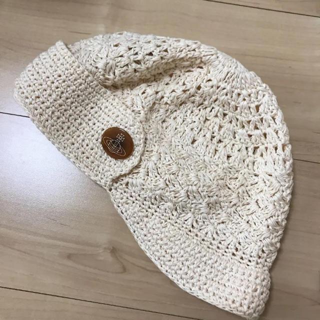 Vivienne Westwood(ヴィヴィアンウエストウッド)の未使用✨Vivienne Westwood★ニット帽 レディースの帽子(ニット帽/ビーニー)の商品写真