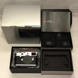 ライカ(LEICA)の早い者勝ち ライカ Leica M10 シルバークローム 美品 大幅値下げ中!(ミラーレス一眼)