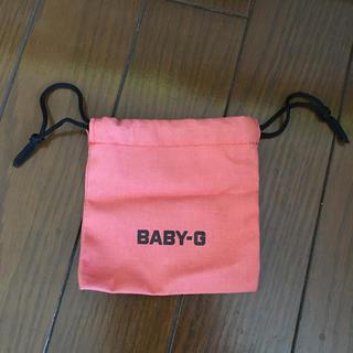 ベビージー(Baby-G)のBABY-G 巾着(腕時計)