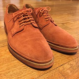コールハーン(Cole Haan)のぽっぽ様専用 COLE HAAN コールハーン ブーツ オレンジ 靴(ブーツ)