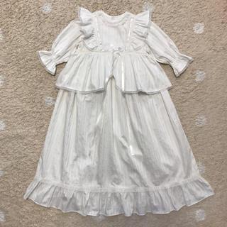 ベビーディオール(baby Dior)のベビーディオール  セレモニードレス ベビードレス (セレモニードレス/スーツ)