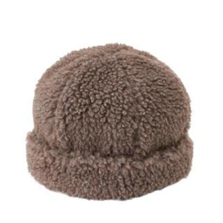 カオリノモリ(カオリノモリ)のボア帽子(帽子)