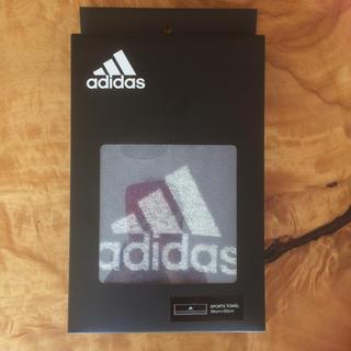 アディダス(adidas)の新品 アディダス スポーツタオル(タオル/バス用品)