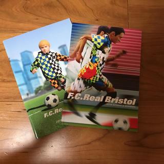 エフシーアールビー(F.C.R.B.)のFCRB Bristol 2019ss カタログ 2冊セット(ファッション)