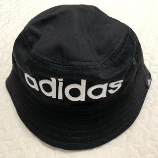 アディダス(adidas)のアディダス バケットハット 52cm(帽子)