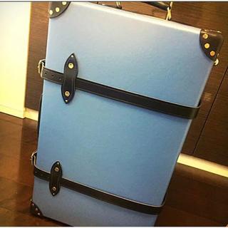グローブトロッター(GLOBE-TROTTER)のグローブトロッター♡28インチロイヤルブルー(スーツケース/キャリーバッグ)
