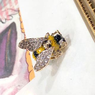 ヴィヴィアンウエストウッド(Vivienne Westwood)の新品 ヴィヴィアン Bee 蜂ブローチ(ブローチ/コサージュ)