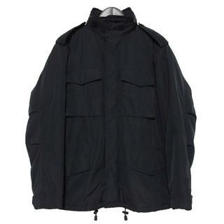アスペジ(ASPESI)のアスペジ G840 M65 中綿 ニュー フィールド ジャケット M 黒(ミリタリージャケット)
