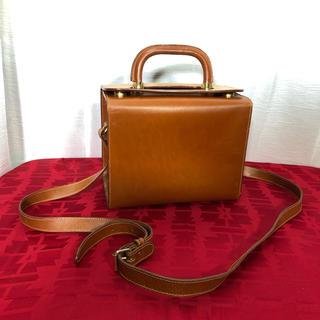 ゴールドファイル(GOLD PFEIL)のバニティ型 ゴールドファイル 2WAYバッグ 正規品(ショルダーバッグ)