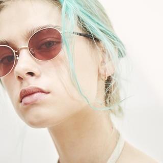 アヤメ(Ayame)のblanc.. カラーレンズサングラス b0020 眼鏡(サングラス/メガネ)