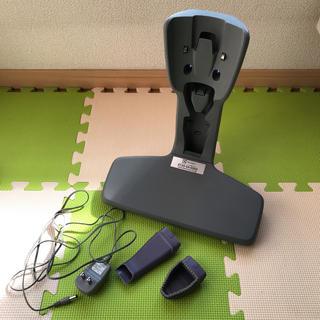 エレクトロラックス(Electrolux)のエレクトロラックス 充電器&未使用ノズルセット(掃除機)