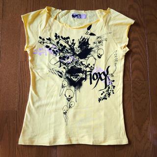 ロキシー(Roxy)の新品  ROXYスカルTシャツ(Tシャツ/カットソー(半袖/袖なし))