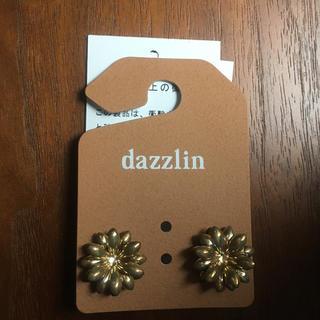 ダズリン(dazzlin)のdazzlin フラワーピアス(ピアス)