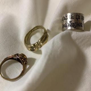 フラワー(flower)のvintage ring 指輪(リング(指輪))
