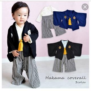 ラクテン(Rakuten)の袴ロンパース90(和服/着物)