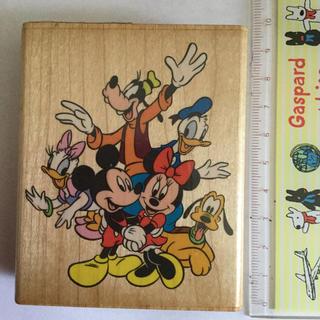 ディズニー(Disney)のミッキースタンプ D(はんこ)