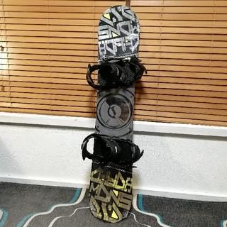 新品 スノーボード ビンディング セット CSB 110 子供 キッズ ジュニア(ボード)
