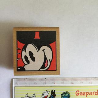 ディズニー(Disney)のミッキー スタンプ F(はんこ)