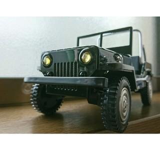 ジープ(Jeep)のミニチュアジープ*JEEP 1/24フィギュア ミリタリー(ミリタリー)
