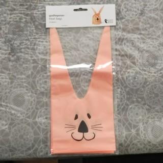 フライングタイガーコペンハーゲン(Flying Tiger Copenhagen)のウサギ型の袋(ラッピング/包装)