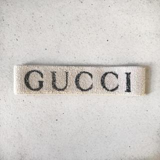 グッチ(Gucci)の▼GUCCI▼ ヘアバンド(ヘアバンド)
