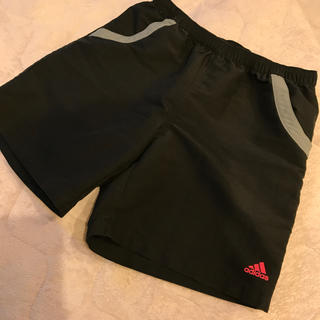 アディダス(adidas)のお得(*・ω・*アディダス  スポーツ ハーフパンツ♪L黒  訳あり激安(その他)