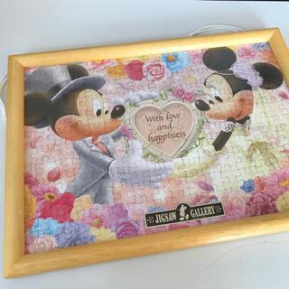 ディズニー(Disney)の《Disney》ミッキー&ミニー ウェディングパズル完成品(その他)