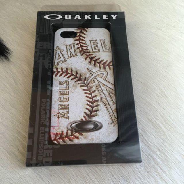 プラダ iphonex ケース 人気 | 新品 OAKLEY オークリー エンジェルス iPhoneケース 5・5s・SEの通販 by kin1's shop|ラクマ