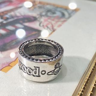 ヴィヴィアンウエストウッド(Vivienne Westwood)の新品 ヴィヴィアン Mateo Ring ロゴオーブ リング(リング(指輪))