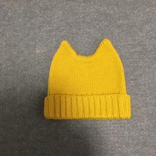 シマムラ(しまむら)の赤ちゃん用ニット帽(帽子)