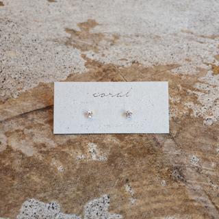 イリアンローヴ(iliann loeb)の❂ k14gf / grain pierce : 3color ❈(ピアス)