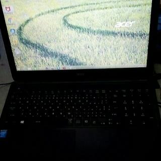 エイサー(Acer)の 訳ありAcer Eg1-572-A54 win8 売り切り (ノートPC)