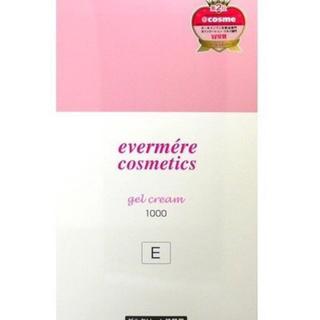 エバメール(evermere)のエバメール ゲルクリーム 詰替1000g 3月購入(オールインワン化粧品)