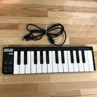 MIDIキーボード AKAI LPK25(MIDIコントローラー)