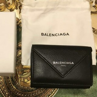 バレンシアガ(Balenciaga)のバレンシアガ ミニウォレット 美品(折り財布)
