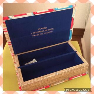 【ブック型📗】レトロ小物入れ(メガネ・アクセサリー・時計など♡)