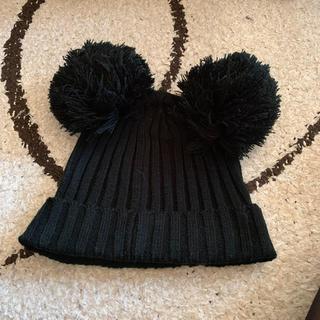 ディズニー(Disney)のニット帽(ニット帽/ビーニー)