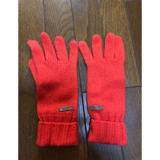 バーバリー(BURBERRY)の手袋(手袋)