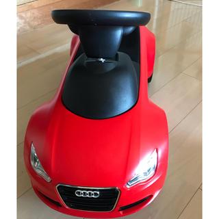 アウディ(AUDI)のAUDI ジュニアクワトロ 子供用 乗り物(電車のおもちゃ/車)