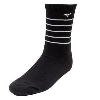ミズノ(MIZUNO)の新品 25~27cmミズノ MIZUNO ブレスサーモ 靴下 ソックス 発熱(ソックス)