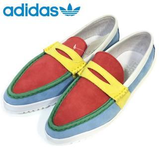 アディダス(adidas)のアディダス オリジナルス ペニーローファー ジェレミースコット レディース(ローファー/革靴)