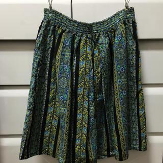 カバンドズッカ(CABANE de ZUCCa)のズッカ スカート風パンツ(キュロット)
