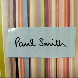 ポールスミス(Paul Smith)のポールスミスロゴシール(その他)