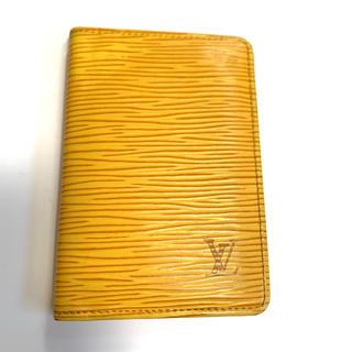ルイヴィトン(LOUIS VUITTON)のルイヴィトン エピ カードケース (名刺入れ/定期入れ)